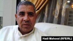 حمودي عبد عواد، صاحب مبادرة لرعاية المجانين في السماوة