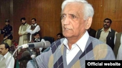Minister Bashir Bilour was killed by the bomber.