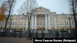 Будынак Сьледчага камітэту ў Менску