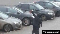 Гульчехра Бобокулова с отрезанной головой 4-летней Насти.