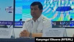 Бакытбек Сыдыгалиев.