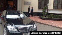Miercuri la reședința președintelui la Chișinău