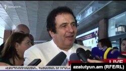 Armenian tycoon Gagik Tsarukian, former leader of the Prosperous Armenia Party, is considering a political comeback.
