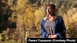 Пострадавшая в отделении полиции Марина Рузаева