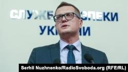 Баканов очолив СБУ