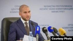 Председатель правления Союза предприятий автомобильной отрасли Казахстана «КазАвтоПром» Олег Алферов.