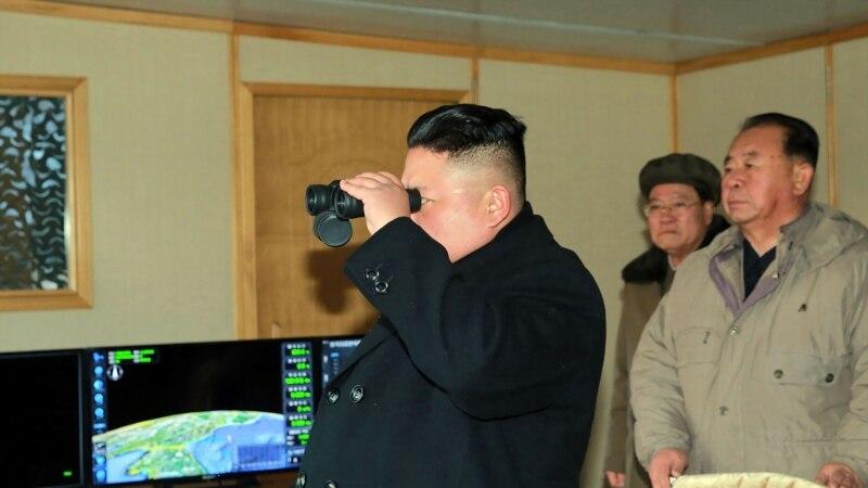 Северна Кореја тестираше нов ракетен мотор