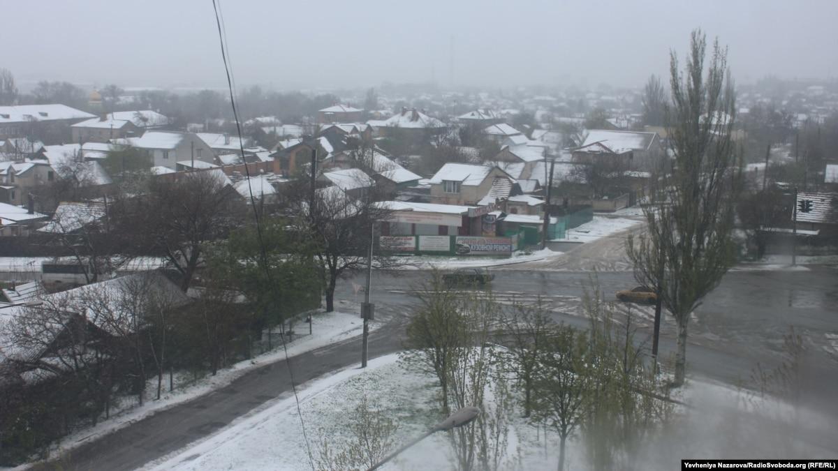 Синоптики предупреждают об осадках, заморозки и вероятность мокрого снега