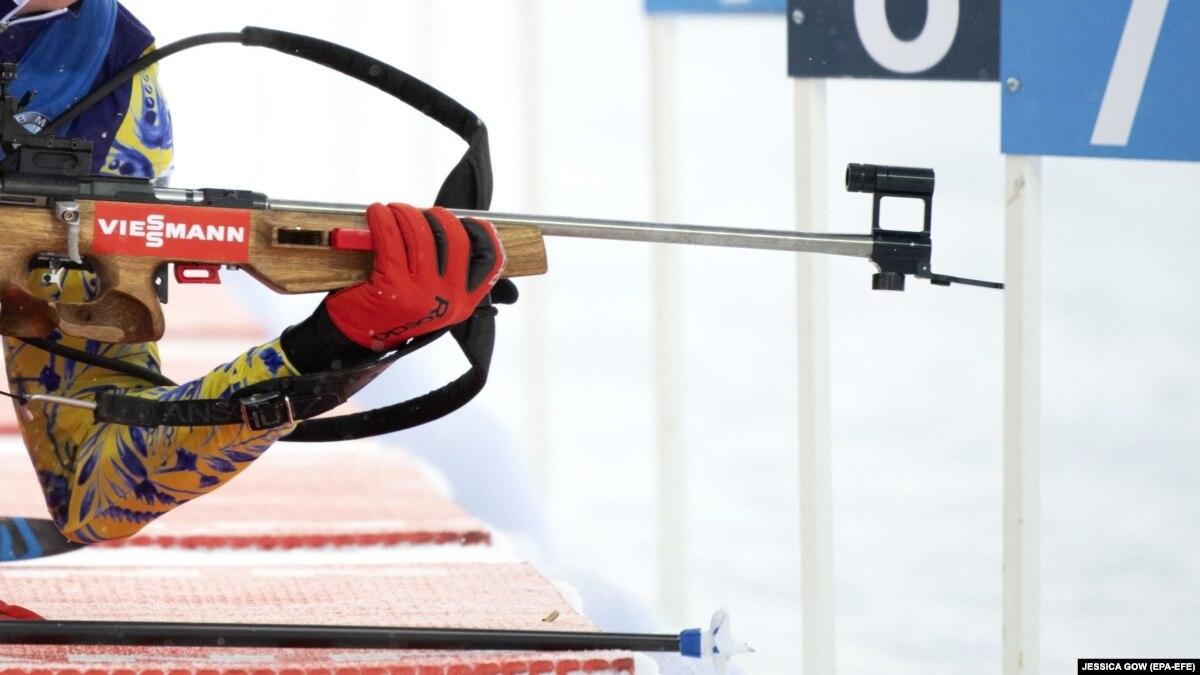 На чемпіонаті світу вОстерсунді завершилася естафетна гонка у чоловіків, Україна на 12-му місці