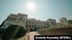 Лівадійський палац, Південне узбережжя Криму