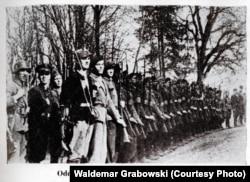 Отряд Армии Крайовой, действовавший в районе города Кельце в центральной Польше