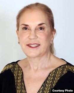 Psychoanalyst and terrorism expert Nancy Hartevelt Kobrin