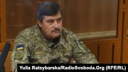 Віктор Назаров під час засідання суду, 27 листопада 2017 року