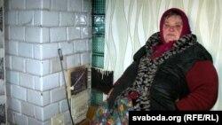 Спадарыня Галіна з вёскі Цыдавічы атрымлівае пэнсію 1 мільён 800 тысяч за 37 гадоў працоўнага стажу. Эканоміць на харчах, каб набыць лекі