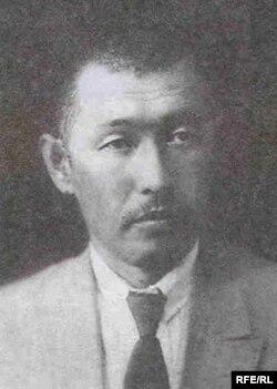 Абдыкерим Сыдыков (1889-1938).