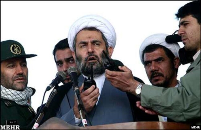 حسین طائب، رئیس سازمان اطلاعات سپاه پاسداران