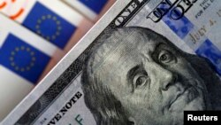 The U.S. dollar hit its lowest levels in more than three weeks against the euro, yen, Swiss franc, and British sterling.