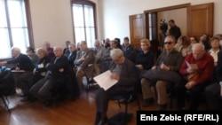 Učesnici simpozija o Ivi Andriću