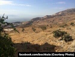 На фото – долина Бекаа, кордон Лівану і Сирії