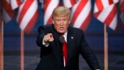 گزارش جمشید زند در مورد سیاست خارجی دونالد ترامپ