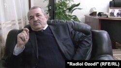 Саиданвар Камолов. Февраль 2020 года