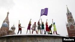 Группа Pussy Riot