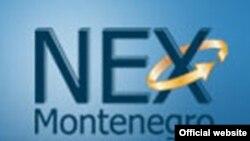 Logo NEX Montenegro berze