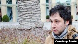 Azerbaijan - Azeri blogger Tural Shakhtakhtinski