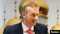Генеральний директор російської кампанії «Уралкалій» Владислав Баумгертнер