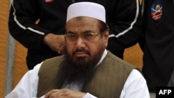 Among other crimes, the U.S. State Department suspects Hafiz Mohammad Saeed masterminding the 2008 terrorist attacks in Mumbai that left 165 dead.
