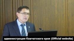 Бывший заместитель председателя правительства Камчатского края Валерий Карпенко