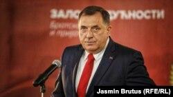 predsjedavajući Predjedništva BiH Milorad Dodik