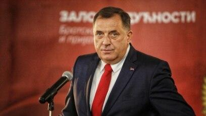 Milorad Dodik (na fotografiji, decembar 2020.), čije je ponašanje usklađeno sa željama Beograda, eksponent je te politike i on je svakodnevno radikalizuje, ocenjuje Sonja Biseko