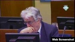 Радован Караџиќ, поранешен лидер на босанските Срби