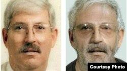 عکسهای بازسازیشده از چهره رابرت لوینسون