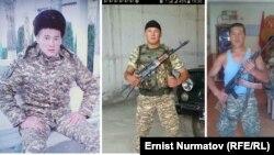 Каза болгон ефрейтор Эламан Ташбалта уулу.