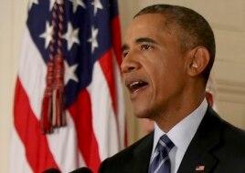 Специальное выступление Барака Обамы. Вашингтон, 14 июля
