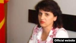 Марина Обрадиќ, заменик народен правобранител во Тетово.