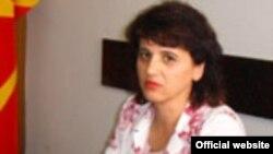 Марина Обрадиќ, заменик народeн правобранител во Тетово.