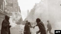 خشونت و درگیری های پاریس در ماه مه از زمان جنگ دوم جهانی تا آن زمان بی سابقه بود. (عکس: AFP)