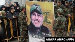 مصطفی بدرالدین روز ۲۴ اردیبهشت ۱۳۹۵ در انفجاری در نزدیکی یک فرودگاه دمشق، پایتخت سوریه، کشته شد.