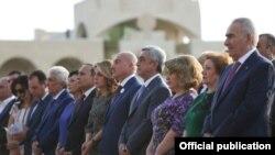 Լուսանկարը՝ նախագահականի լրատվականի