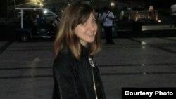 София Каминская, студентка факультета востоковедения Казахского национального университета.
