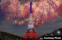 Национальный праздник Франции - 14 июля, Париж