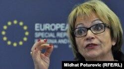 Германската евро-пратеничка Дорис Пак.