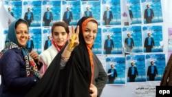 Ирандык шайлоочулар, 22-февраль, 2016-жыл
