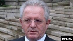 Ministri i Brendshëm i Kosovës, Skender Hyseni.