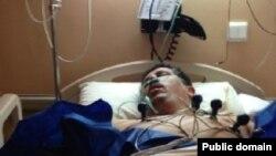 وحید ابوالمعالی گفت که مهدی هاشمی به دلیل وجود «غدهای خطرناک» در شکمش، جراحی شد.