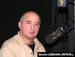 Паата Закарейшвили, кандидат в министры реинтеграции Грузии.
