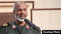 محمد مارانی، فرمانده قرارگاه قدس نیروی زمینی سپاه پاسداران ایران